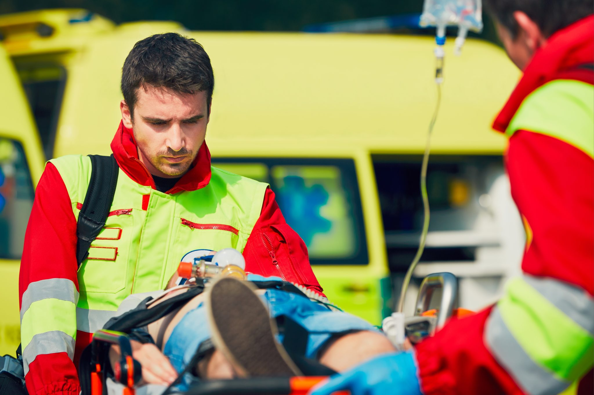 Become an Emergency Medical Technician