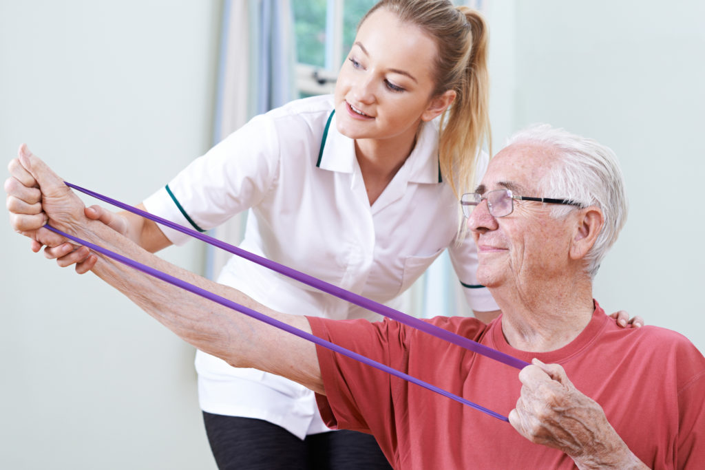 Become a Physical Therapy Assistant