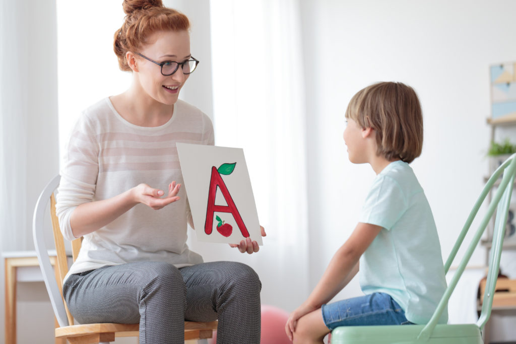 Become a Speech Language Pathologist