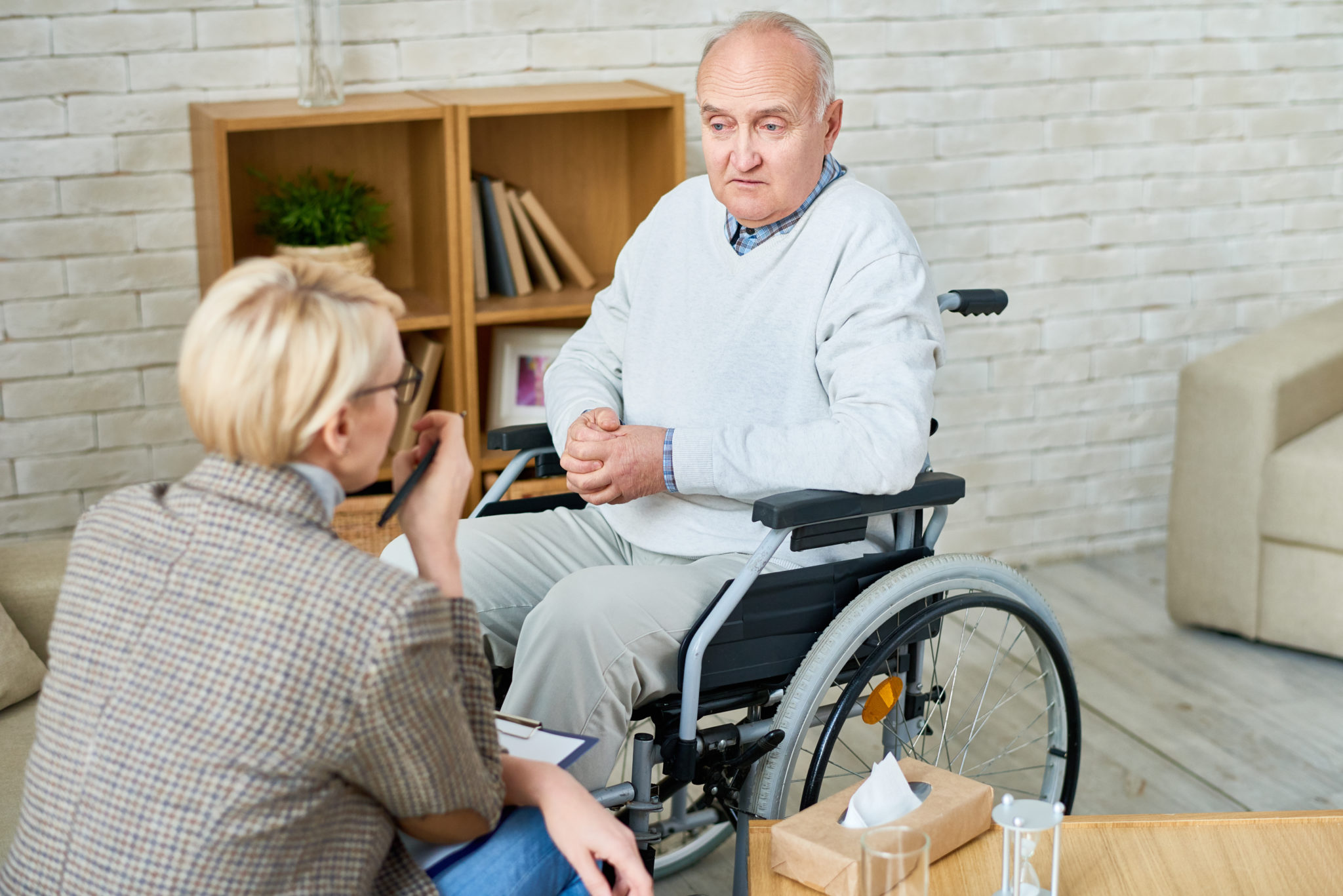 Become A Rehabilitation Counselor Description Salary