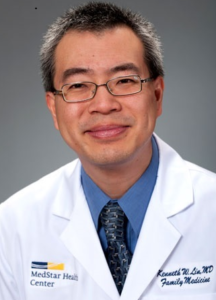 Family Physician Kenneth Lin